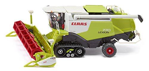 Siku 4258 - Claas Lexion mit Raupenfahrwerk