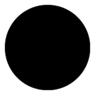 Rico Design Stanzwerkzeug Motivstanzer Kreis Weiß und Schwarz 38mm