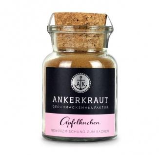Ankerkraut Apfelkuchen Gewürz Gewürzmischung im Korkenglas 65g