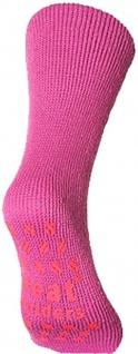 Thermo Socken ABS Heat Holders extra warme Wintersocken Damen lila