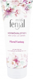 miss fenjal Lotion Floral Fantasy Duft sinnlich blumig 200ml
