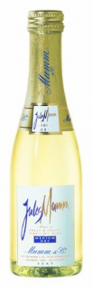 Jules Mumm Medium Dry Sekt Alkoholgehalt 11 % Piccolo Flaschen 24er Pack