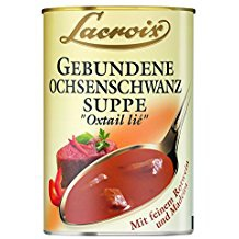 Lacroix, Lacroix Gebundene Ochsenschwanz-Suppe 400ml