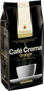 Dallmayr Cafe Crema Grande geröstet Kaffee ganze Bohnen 1000g
