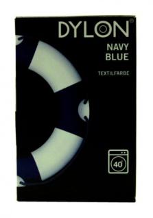 DYLON Textilfarbe, Navy Blue, 1er Pack (1 x 1 Stück)