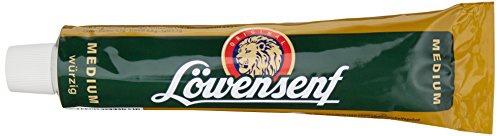 LOEWENSENF Senf Medium, 6er Pack (6 x 200 ml)