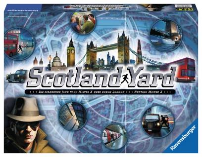 Scotland Yard 13