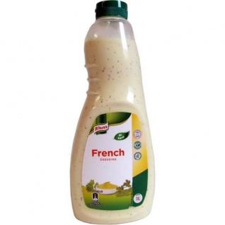 Knorr French Dressing mit feiner Senfnote und Rapsöl 3l, 3er Pack