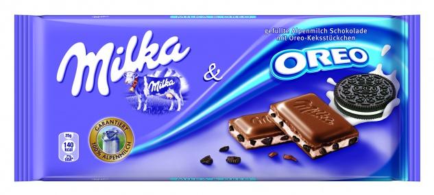 Mondelez Milka Oreo 100g