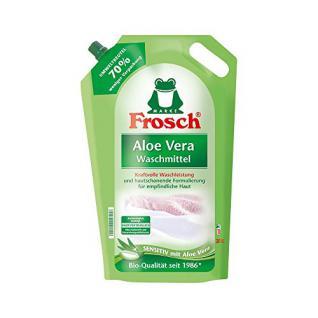 Frosch Aloe Vera Waschmittel, 1er Pack (1 x 1.8 l) - Vorschau