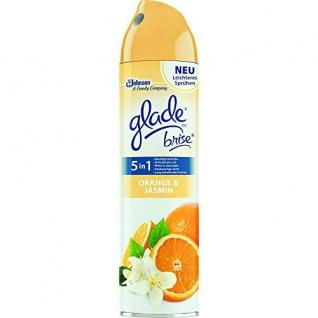 Glade by Brise Duftspray Frische Limone beseitigt Gerüche 300 ml