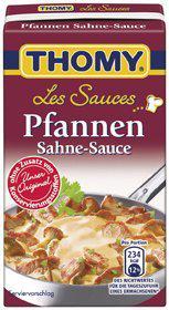 Thomy Les Sauces Pfannen Sahne Sauce, 250 ml