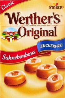 Storck Werthers Original Minis zuckerfrei