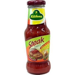 Kühne Steak-Sauce, pfeffrig-pikant (250ml)