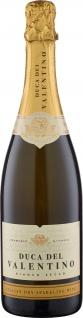 Duca del Valentino Vino Spumante Bianco trocken 0, 75 l 11%