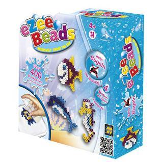 Beluga Spielwaren 6301 - eZee Beads 400 Meereswelt