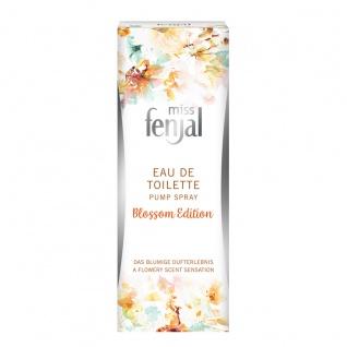 Miss Fenjal Eau de Toilette Blossom Edition weiße Blüten 50ml - Vorschau 2