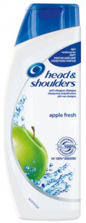 Head and Shoulders Apple Fresh Anti Schuppen Pflegeshampoo 500 ml