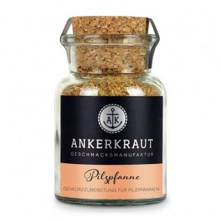 Ankerkraut Pilzpfanne Gewürz Gewürzmischung im Korkenglas 75g