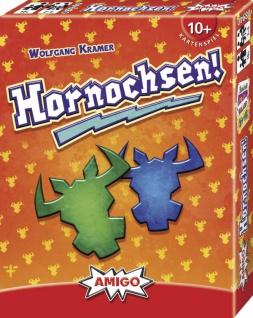 Amigo Hornochsen Ein spannendes Kartenspiel für die ganze Familie