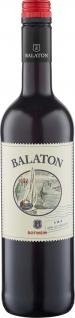 Balaton rot halbtrocken Balatonboglari Rotwein rubinrot 750ml 6er Pack