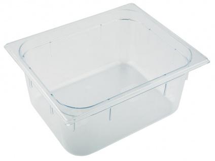 Assheuer und Pott Gastronomie Behälter aus Polycarbonat 176 x 162 x 65mm