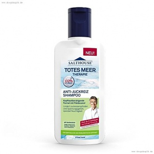 Salthouse ORIGINAL Totes Meer ANTI-JUCKREIZ SHAMPOO 250ml