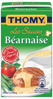 Thomy Les Sauces a La Bearnaise, 6er Pack (6 x 250 ml)