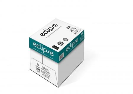 Kopierpapier Eclipse weiß DIN A4 80 g/m² 500 Blatt 210 x 297 (5x500 Blatt)