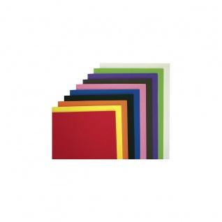 Ursus Moosgummiplatten Set flexibel und knickfest 10 Stück 20x30cm