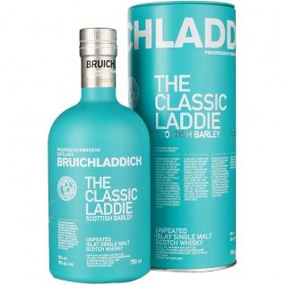 Bruichladdich The Classic Laddie Scottish Barley Whisky 0, 7l