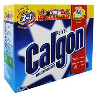 Calgon 2in1 Pulver, 1er Pack (1 x 2.5 kg) - Vorschau