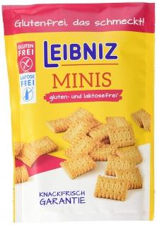 Bahlsen Leibniz Minis Gluten - Laktosefrei 100g 8er Pack