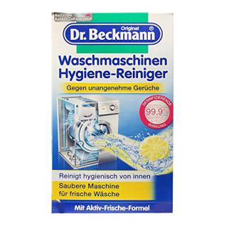 Dr. Beckmann Waschmaschinen Hygiene Reiniger 250g - Saubere Maschine für frische Wäsche - Vorschau