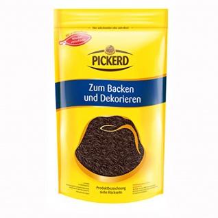 Pickerd Schokoladen Streusel zum Backen und Dekorieren 1000g