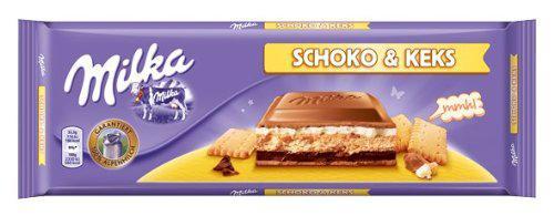 Milka Schoko und Keks 300g