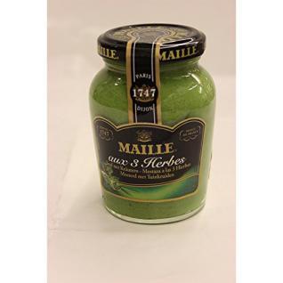 Maille Dijon-Senf - Senf mit Kräutern - 215g