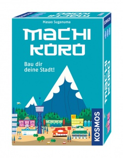 Spiel Machi Koro
