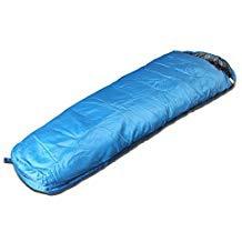 Sunsmile Mumienschlafsack Partnerschlafsack Reißverschluss links