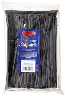 Culinaria Bio Feinkost - Culinaria Schwarze Tagliatelle 2500g 5er Pack
