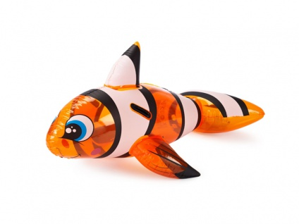 Schwimmtier Clownfisch