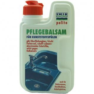 Collo Polito Pflegebalsam und Schutzfilm für Kunststoffspülen 125g