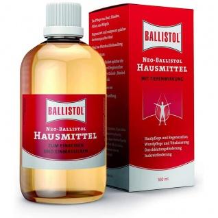 Ballistol Neo Hausmittel Hautoel Pflegt beanspruchte Haut 100 ml