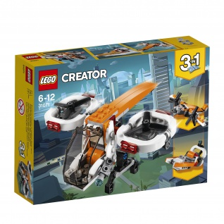 Lego Creator 31071 Forschungsdrohne Dein großes Auge am Himmel