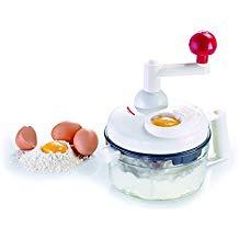 Westmark Manuelle Küchenmaschine Multi Kulti 9 in 1 Hobel Reibe etc
