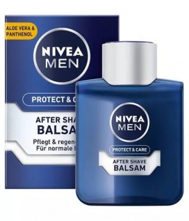 Beiersdorf Kosmetic Nivea for men After Shave Balsam mild 100ml - Vorschau