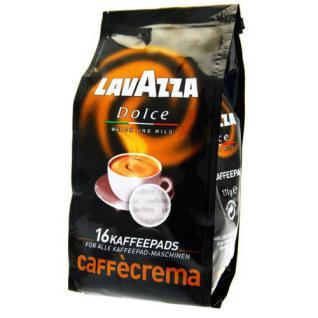 Lavazza Caffè Crema Dolce Pad, 111 g