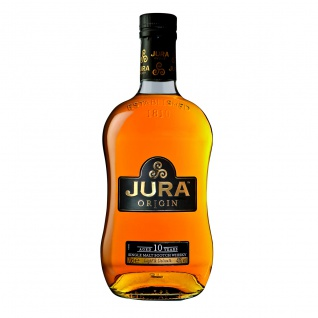 Jura Origin Single Malt Whisky 10 Jahre Light und Delicate 700ml
