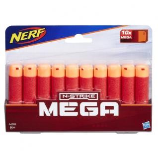 Nerf Mega 10er Dart Nachfüllpack