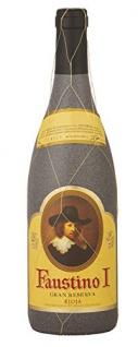 Faustino I Tinto Gran Reserva Rioja Bodegas Rotwein trocken 750ml 3er Pack